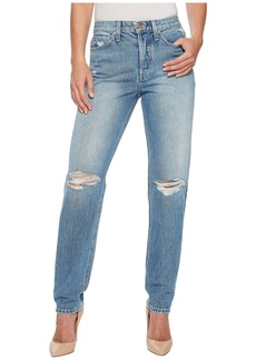 Joe's Jeans High-Rise Smith Ankle in Weaver
