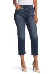 Joe's Jeans High Rise Straight Crop Jeans