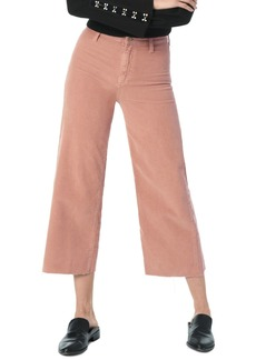 Joe's Jeans High Waist Corduroy Crop Flare Pants