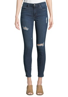 Joe's Jeans Icon Distressed Ankle Skinny Jeans