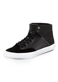 Joe's Jeans Men's Joe Mac High-Top Sneakers
