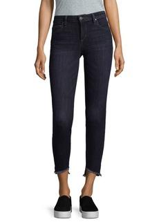 Joe's Amanda Distressed Skinny Jeans