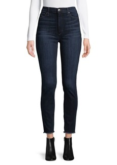 Joe's Jeans Ankle Cut High-Rise Jeans