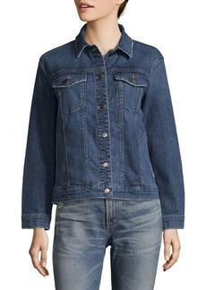 Joe's Jeans Ashley Fit Denim Jacket