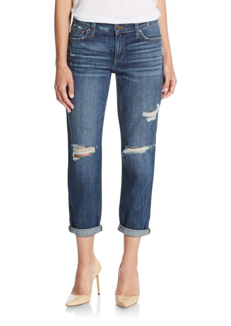 Joe's Jeans Joe's Aura Cropped Boyfriend Jeans