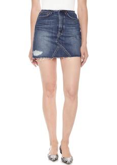 Joe's Bell Cutoff Denim Miniskirt (Dyanna)