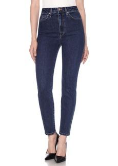 Joe's Bella High Waist Ankle Skinny Jeans