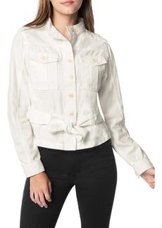 Joe's Jeans Joe's Belted Canvas Utility Jacket