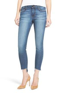 Joe's Jeans Joe's Blondie Step Hem Ankle Skinny Jeans (Corynna)
