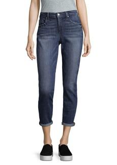 Joe's Jeans Boyfriend Cropped Jeans
