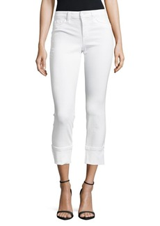 Joe's Jeans Buttoned Jeans