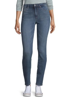 Charlie High-Rise Skinny Jeans