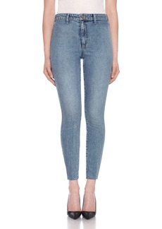 Joe's Charlie High Waist Ankle Skinny Jeans (Colorado)
