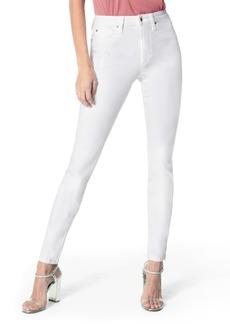 Joe's Jeans Joe's Charlie High Waist Ankle Skinny Jeans (Hennie)