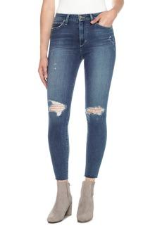 Joe's Charlie High Waist Ankle Skinny Jeans (Kinkade)