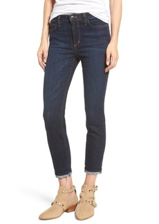 Joe's Charlie High Waist Skinny Crop Jeans (Rikki)