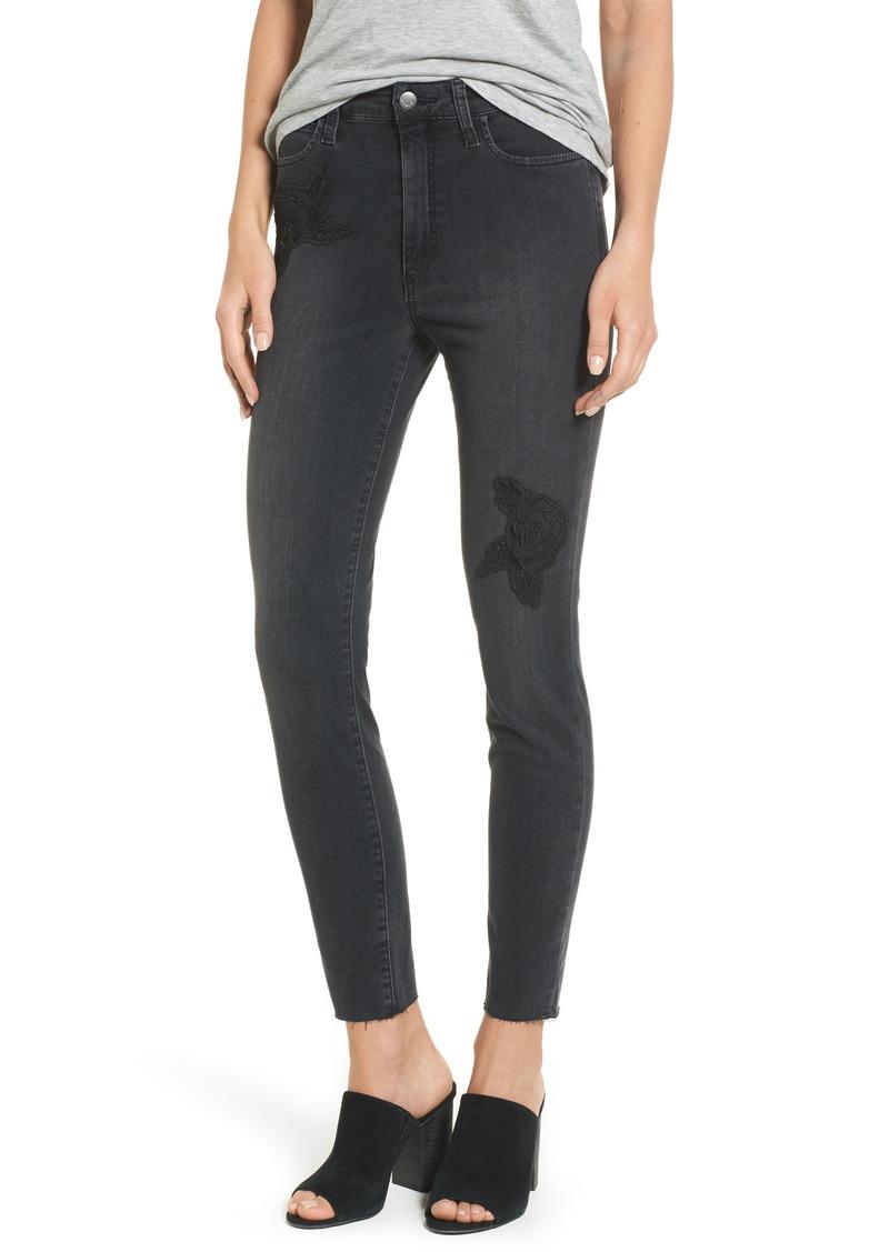 Joe's Jeans Joe's Charlie High Waist Ankle Skinny Jeans (Sonata)
