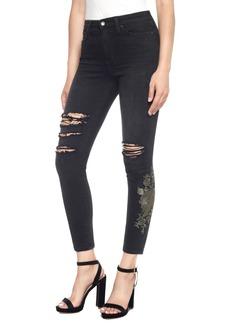 Joe's Charlie High Waist Ankle Skinny Jeans (Sookie)