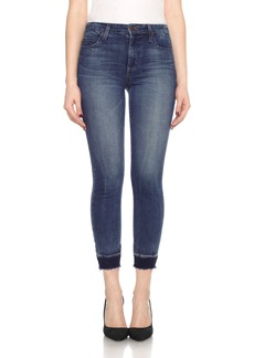 Joe's Charlie High Rise Crop Skinny Jeans (Jonette)