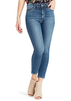 Joe's Jeans Joe's Charlie High Waist Crop Skinny Jeans (Mallory)