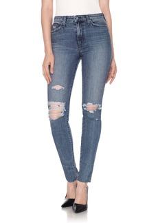 Joe's Charlie High Waist Skinny Jeans (Shanti)