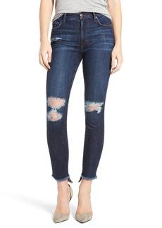 Joe's Charlie Step Hem Skinny Jeans (Rosario)