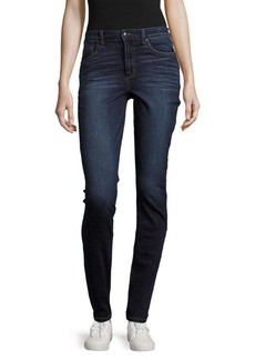 Joe's Charlie Whiskered High-Rise Jeans