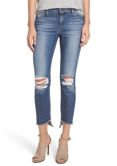 Joe's 'Collector's - Blondie' Destroyed Ankle Skinny Jeans (Coppola)