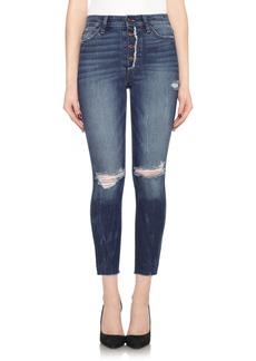 Joe's Collector's - Charlie High Waist Crop Skinny Jeans (Maita)