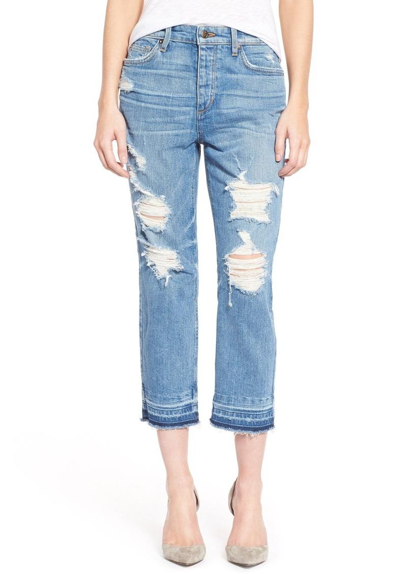 Joe's Jeans Joe's 'Collector's - Debbie' High Rise Destroyed Boyfriend Jeans (Mazie)