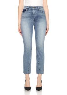Joe's Collector's - Debbie High Waist Straight Crop Jeans (Kambria)