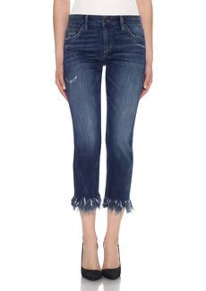 Joe's Collector's - Ex-Lover Crop Straight Leg Boyfriend Jeans (Brandee)