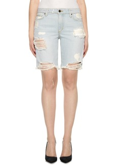 Joe's Collector's - Finn Cutoff Bermuda Shorts (Elkie)