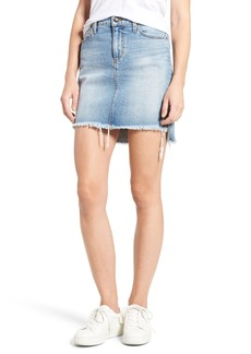 Joe's Collector's - High/Low Denim Pencil Skirt (Rinna)
