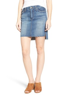 Joe's Collector's - High/Low Denim Pencil Skirt (Sanja)