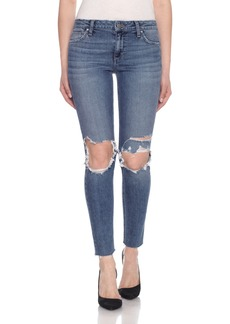 Joe's Collector's - Icon Ripped Ankle Skinny Jeans (Savana)