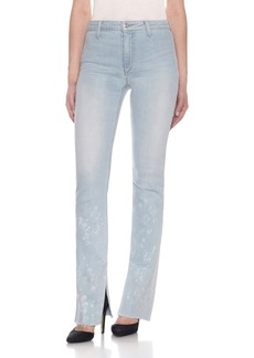 Joe's Jeans Joe's Collectors - Micro Flare Split Raw Hem Jeans (Marlene)