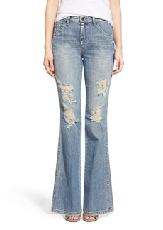 Joe's Jeans Joe's 'Collector's - Wasteland' High Rise Destroyed Flare Jeans (Bev)