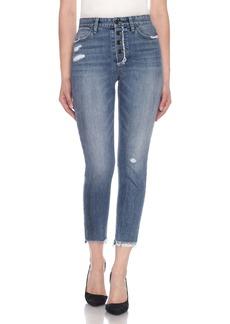 Joe's Collector's Debbie Crop Skinny Jeans (Diega)