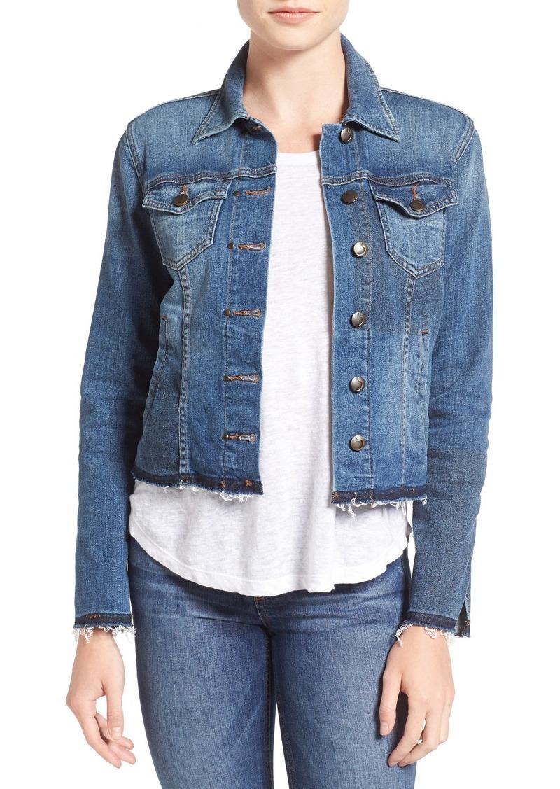 Joe's Jeans Joe's 'Collector's Edition - Stevie' Button Front Denim Jacket
