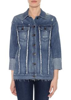 Joe's Collector's Edition Belize Deconstructed Denim Jacket