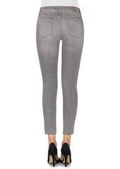 Joe's Jeans Joe's Cool Off - Charlie Step-Up Hem High Rise Skinny Jeans (Jasmyn)