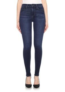 Joe's Cool Off - Charlie Step-Up Hem High Rise Skinny Jeans (Koralyn)