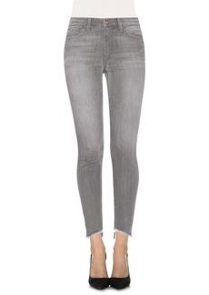 Joe's Cool Off - Charlie Step-Up Hem High Rise Skinny Jeans (Jasmyn)