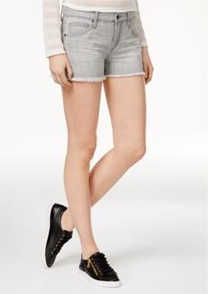Joe's Cotton Frayed Cutoff Shorts
