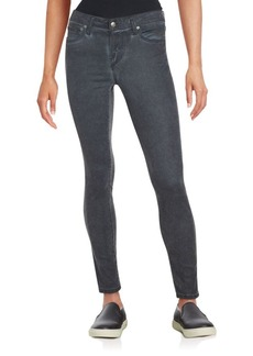 Joe's Jeans Cropped Skinny Ankle Jeans