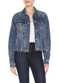 Joe's Cutoff Denim Jacket