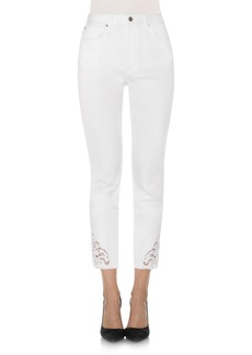 Joe's Debbie High Rise Crop Jeans