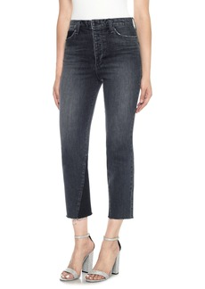 Joe's Debbie High Waist Crop Jeans (Kirby)