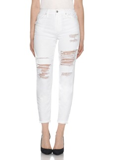Joe's Debbie Ripped Skinny Jeans (Farina)